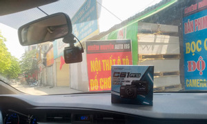 Camera hành trình Vietmap C61, Khiêm Nguyễn Auto 195 Nguyễn Xiển