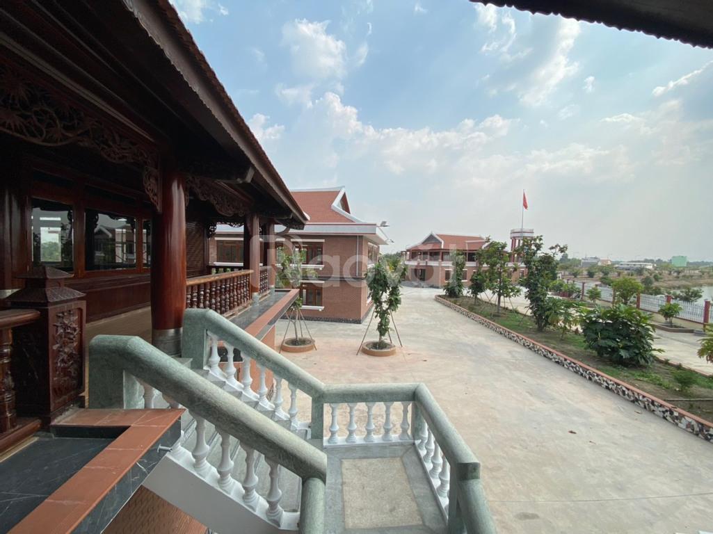 Kẹt tiền bán gấp lô đất Hường Sen garden KCN Tân Đô chính chủ