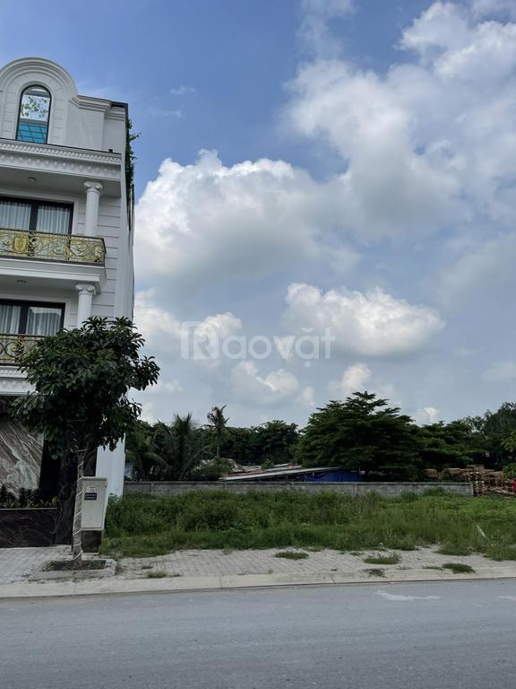 Bán gấp lô đất 84m2 trong khu dân cư gần công ty Ponyuen, sổ sẵn