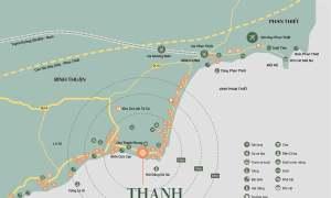 Tôi cần bán nhanh lô đất thổ cư đẹp cách dự án Thanh Long Bay 700m