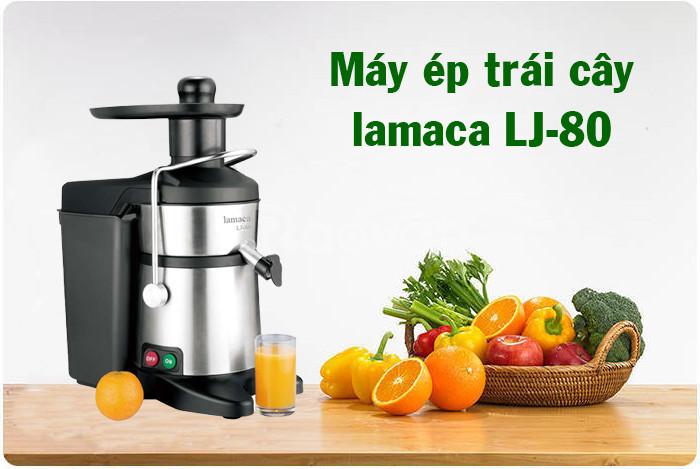 Máy ép trái cây LJ-80 Lamaca