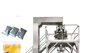 Máy đóng gói bánh, sản phẩm được bảo quản và mẫu mã đa dạng hơn