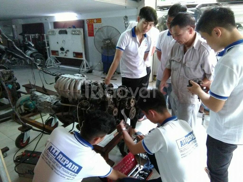 Lớp học nghề sửa chữa điện lạnh tại Hải Phòng uy tín