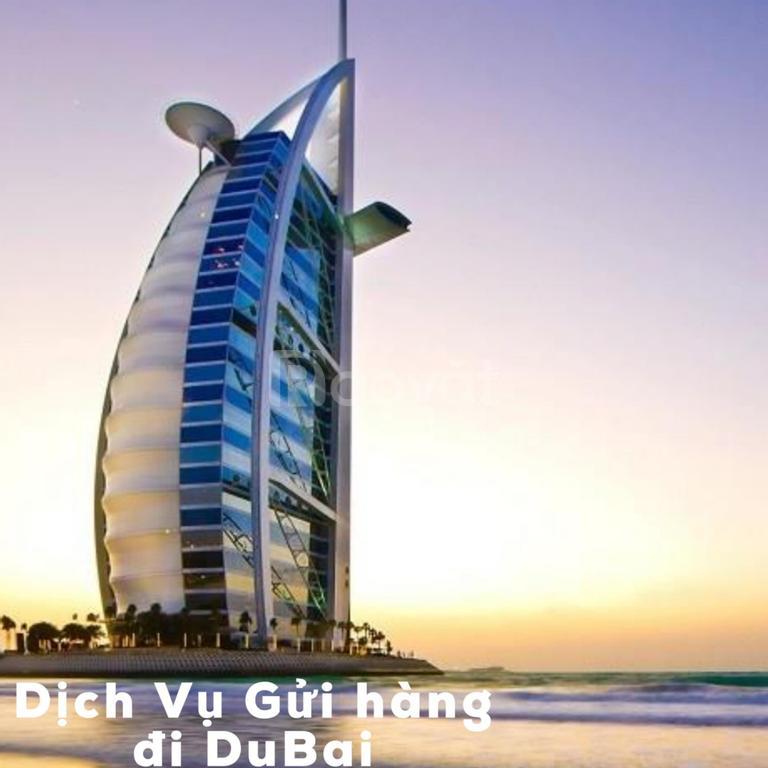Dịch vụ gửi hàng đi Dubai giá rẻ uy tín cùng Viet An
