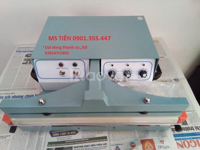 Máy ép miệng túi tự động model PS-600 Madein Taiwan