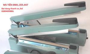 Máy hàn miệng bao nhấn tay Model PFS-200 đến 800mm Taiwan
