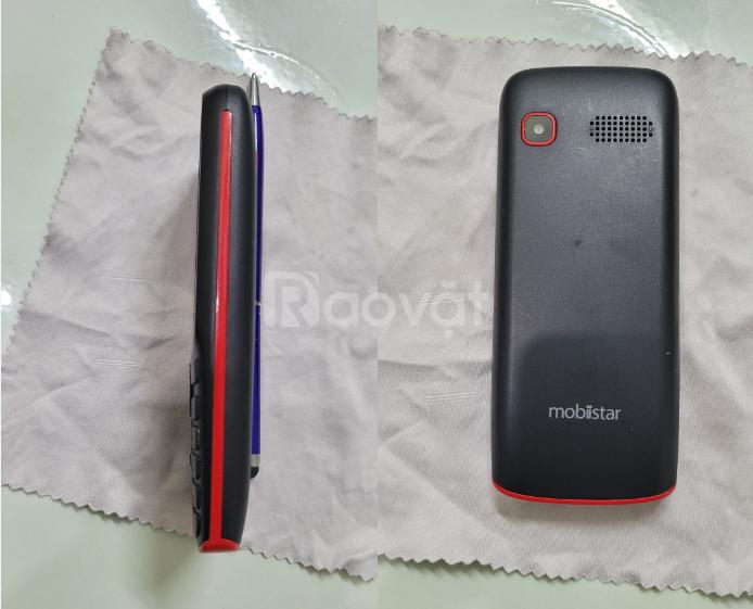 Bán điện thoại Mobistar B249 2 sim và xác hai điện thoại NOKIA 105
