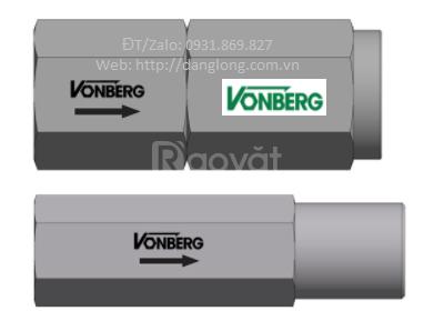 Van điều chỉnh lưu lượng Vonberg
