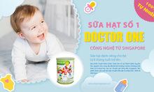 Sữa hạt Doctor One dành cho trẻ em