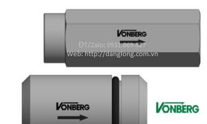 Van kiểm tra Vonberg, van hướng dẫn Vonberg
