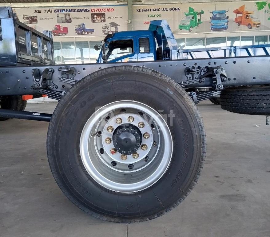 Chenglong 7T5 thùng 9m7 giá rẻ tại Tây Ninh