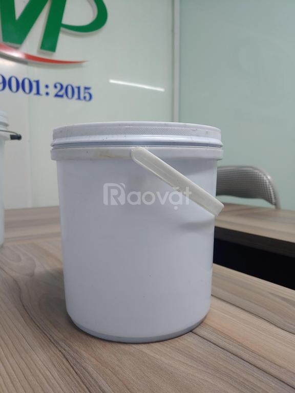 Xô nhựa phân bón, xô nhựa hóa chất, xô nhựa nông dược