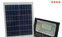 Đèn pha năng lượng mặt trời 100W với 218 chip led