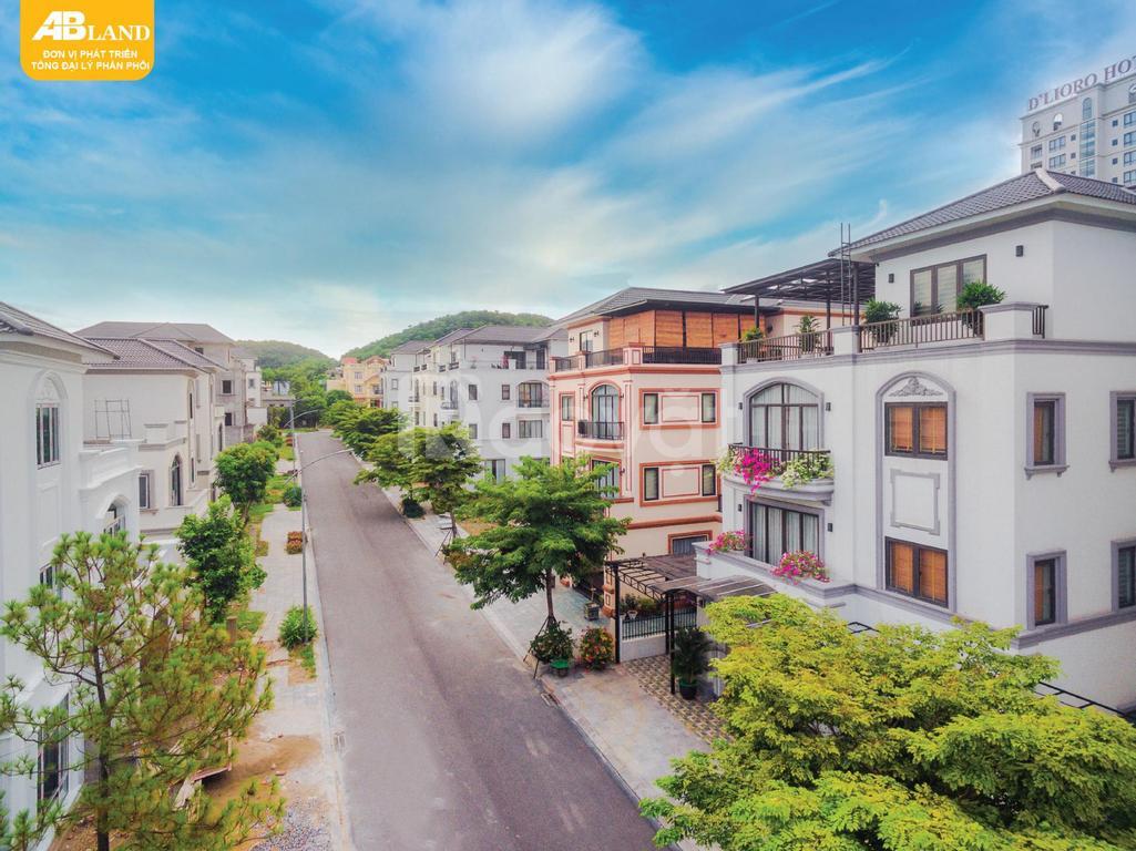 Mở bán biệt thự Bãi Cháy view trọn vịnh Hạ Long