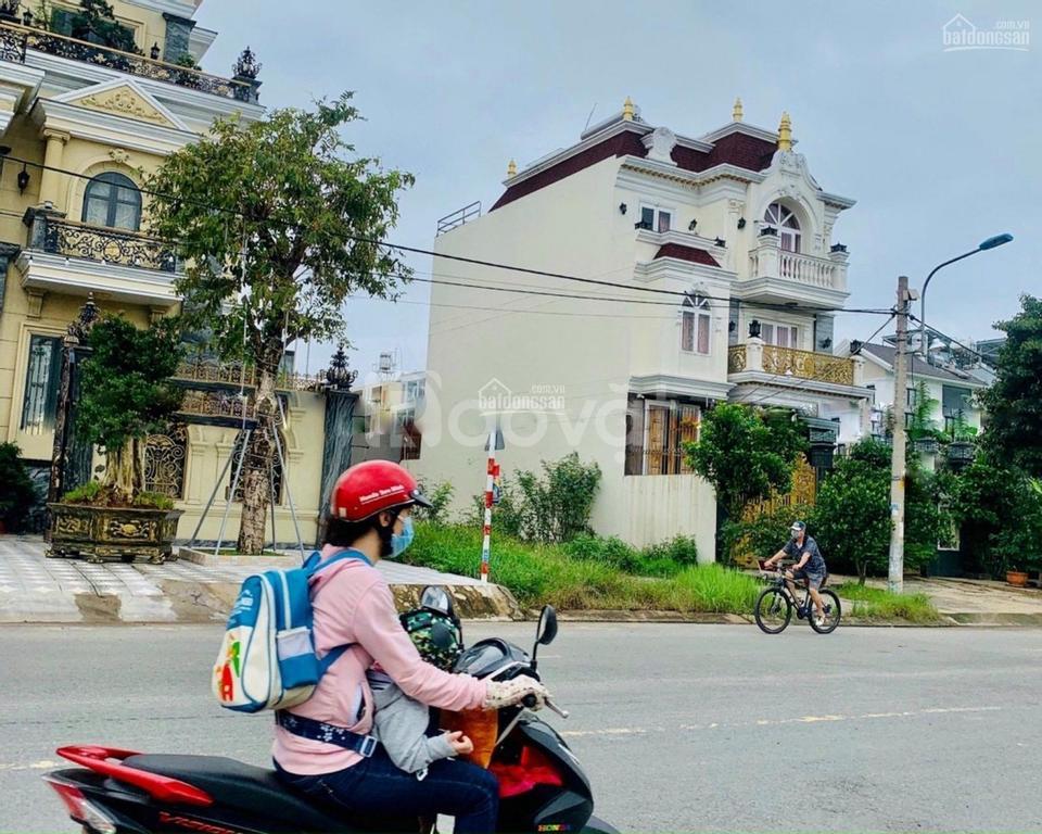 Bán gấp nền đất 95m2 MT đường Võ Văn Vân, sổ sẵn