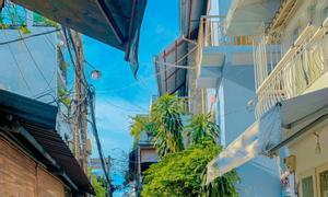 Bán nhà hẻm xe hơi đường Lê Văn Sỹ, gần chợ Phạm Văn Hai, giá rẻ, 2 PN