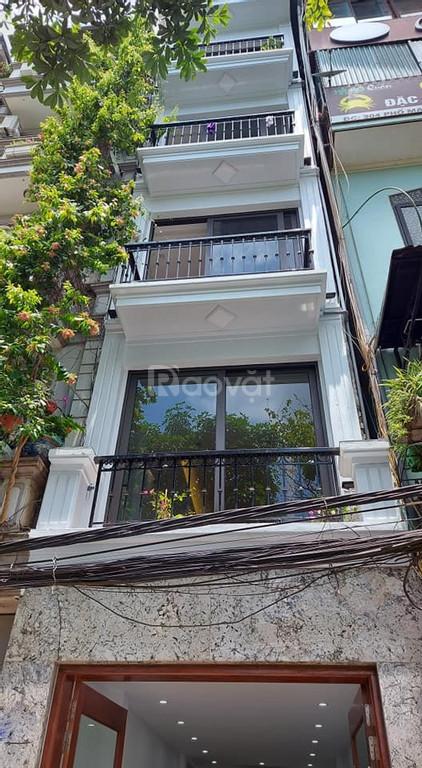 Nhà đẹp Cổ Linh, Tư Đình, 35m2, 5 tầng, cách oto tránh 20m