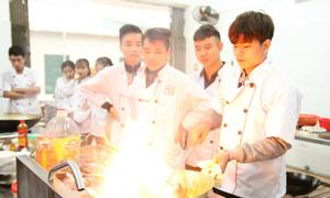 Thông tin tuyển sinh trung cấp nấu ăn năm 2021 dành cho mọi đối tượng