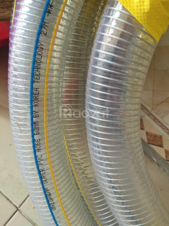 Cung cấp ống nhựa lõi thép dẫn dầu Unigawa d20, d25