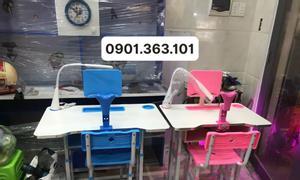 Bộ bàn học sinh chống gù lưng