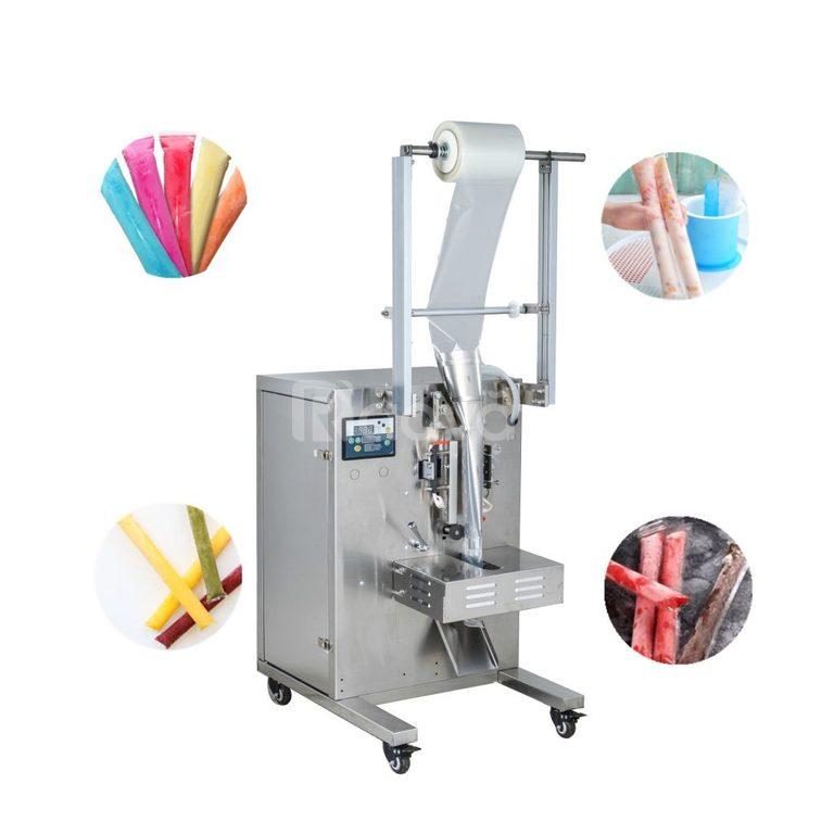 Máy đóng gói kem que, công nghệ đóng gói hiện đại và thông minh