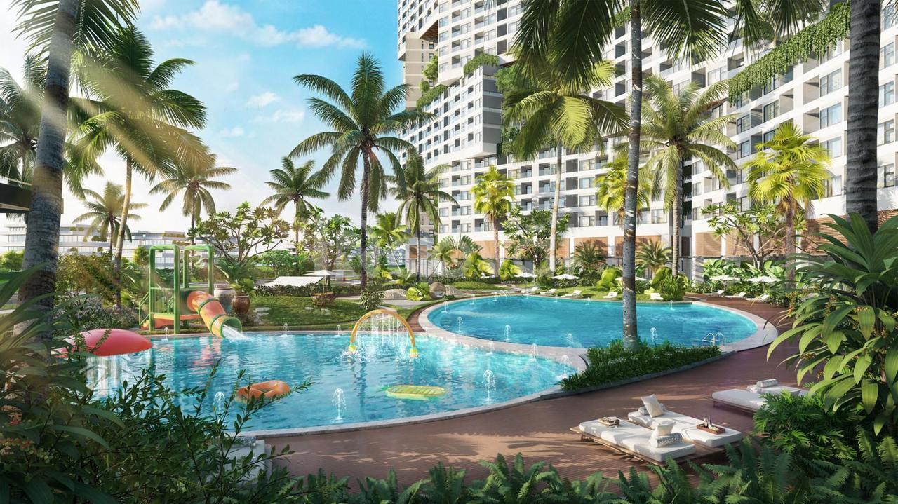 Đầu tư căn hộ trực diện biển, căn hộ Bình Thuận