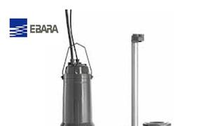 Máy bơm Ebara BEST 3 MA kết hợp khớp nối nhanh LS 50