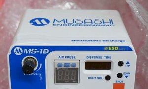 Máy tra keo Musashi MS-1D chính hãng