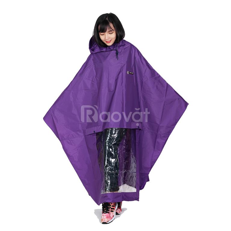 In áo mưa quảng cáo cho doanh nghiệp, sản xuất áo mưa theo yêu cầu