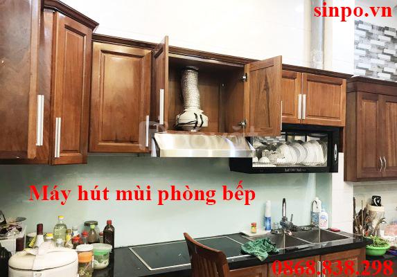Máy hút mùi bếp nấu ăn gia đình