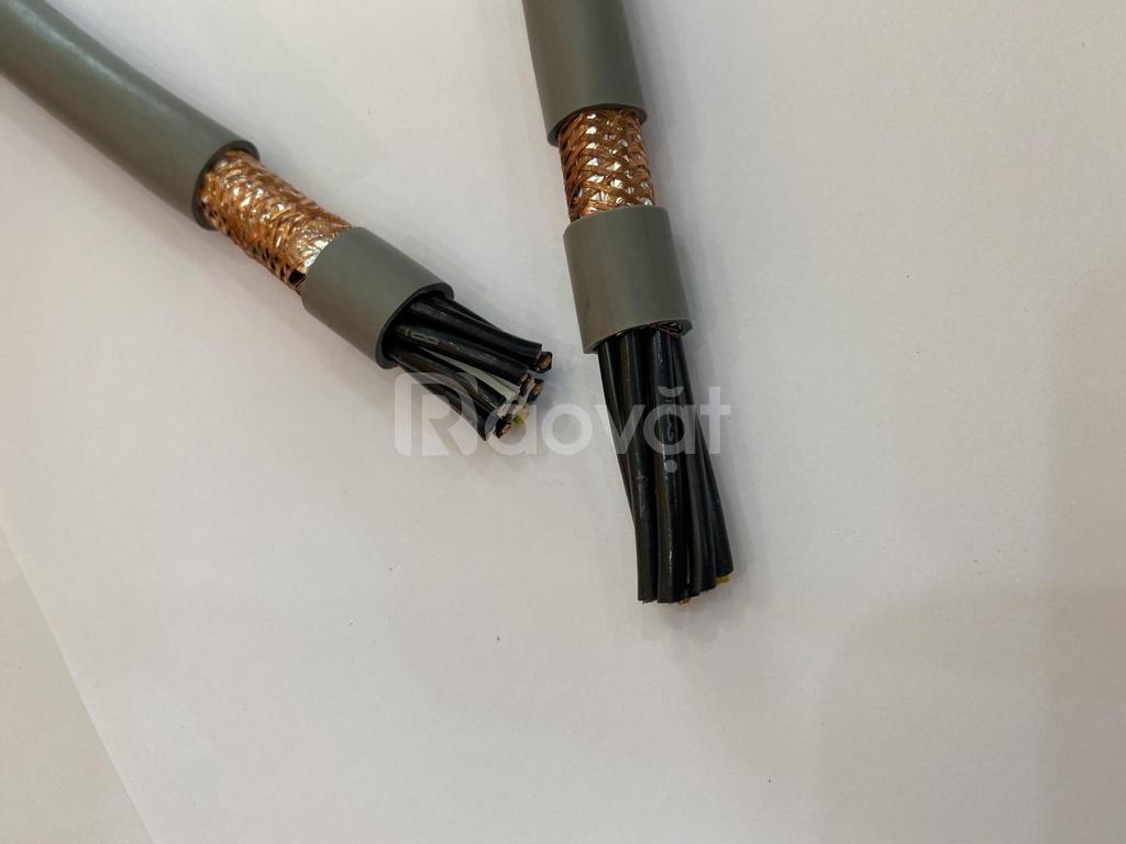 Cáp điều khiển 8x0.5, 8x0.75, 8x1.0, 8x1.5mm2 chống nhiễu Altek Kabel