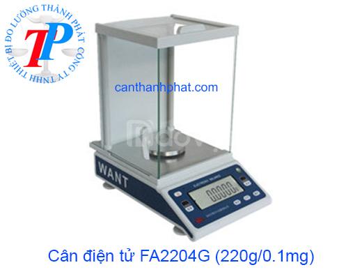 Cân điện tử FA2204G