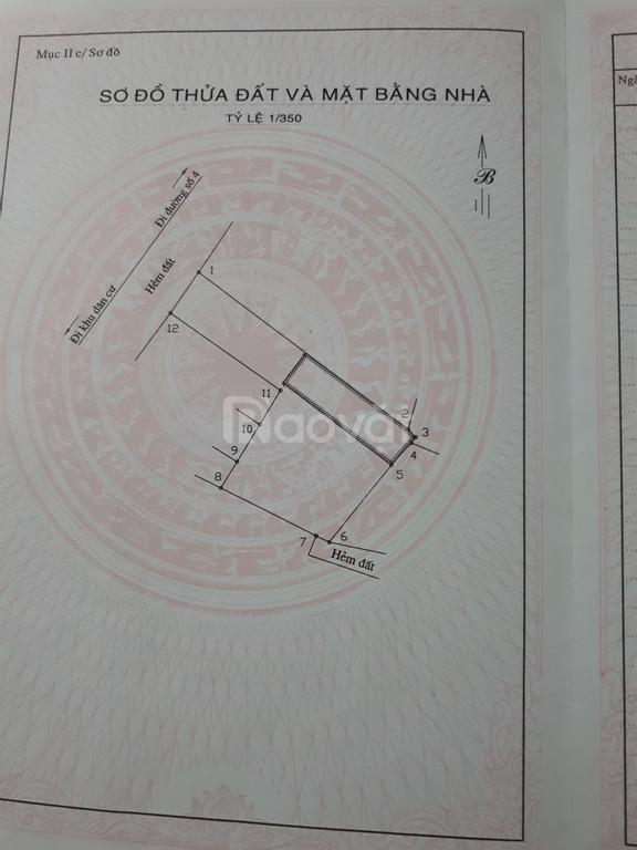 Nhà và 5 phòng trọ gần chợ An Bình, DT: 275,9m²