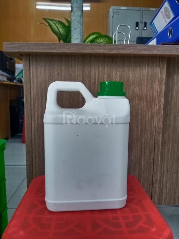 Can nhựa nắp garenty, can nhựa đựng nước lau sàn, can nhựa 5L