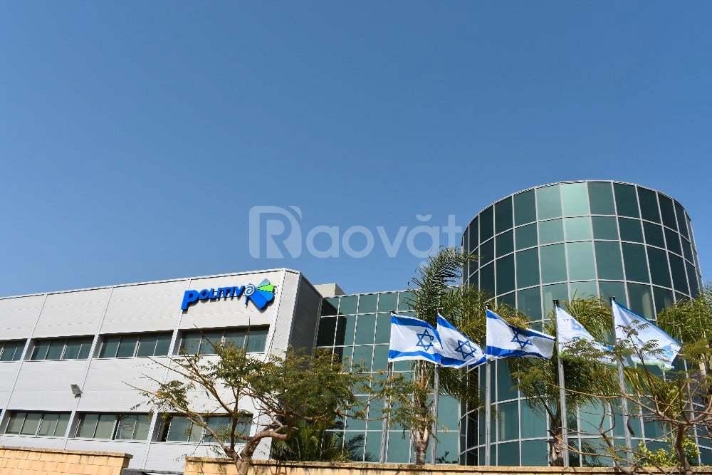 Màng nhà kính Israel Politiv, thiết bị nhà kính, nhà kính nông nghiệp