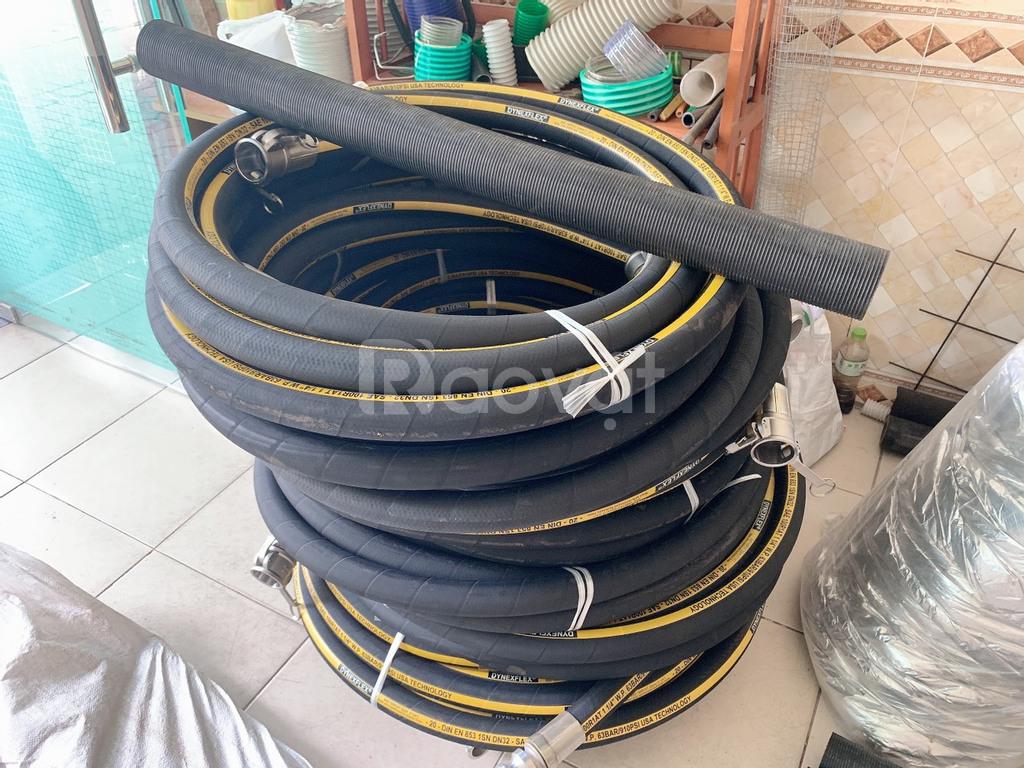 Ống cao su mành thép, ống dầu thủy lực, dây phun vữa giá rẻ