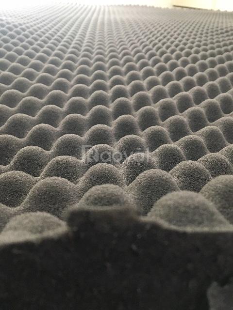 Tấm mút trứng tiêu âm dày 3cm, 5cm, khổ 1.6m x 2m