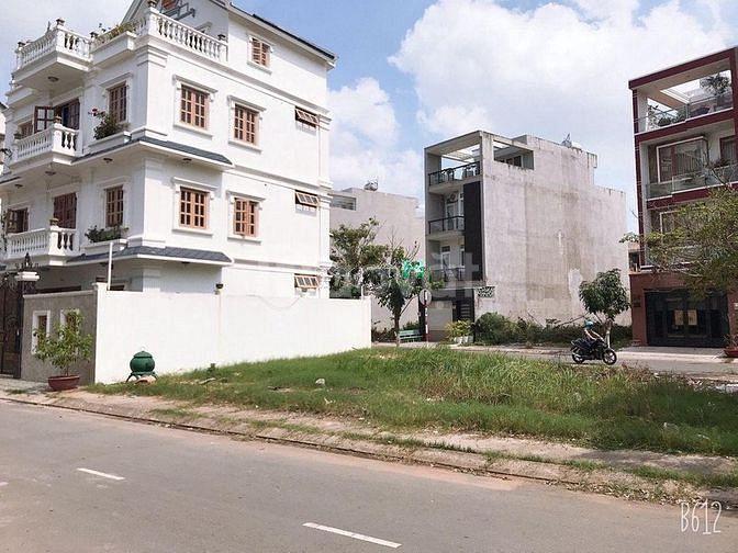 Bán lô đất MTKD 110m2 Tân Tạo Bình Tân, sổ hồng riêng, giá rẻ