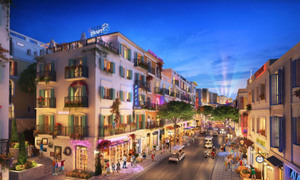 Shophouse Sun Sầm Sơn lô E8,112,5m2, vị trí đẹp, giá gốc