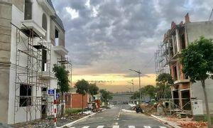 Bán đất thổ cư 102m2 đường số 7 gần Aeon Mall Bình Tân, sổ sẵn