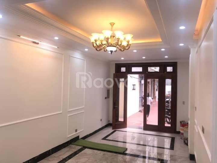 Bán nhà, 46m2 x 6T, thang máy, ôtô 20m, Ngọc Hà, Ba Đình