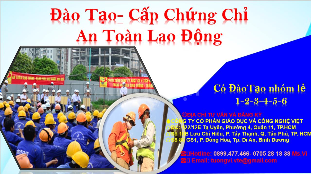 Tập huấn an toàn vệ sinh lao động ở TP Hồ Chí Minh