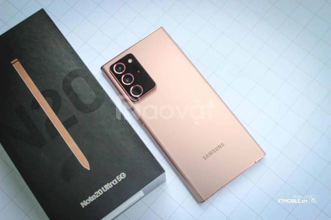 Điện thoại Samsung Galaxy Note 20 Ultra 5G 12GB/256GB, đã kích hoạt