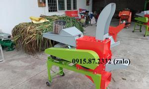 Máy băm rác bã mía, xơ dừa, phụ phẩm Bình Quân, 0915872332, giá gốc