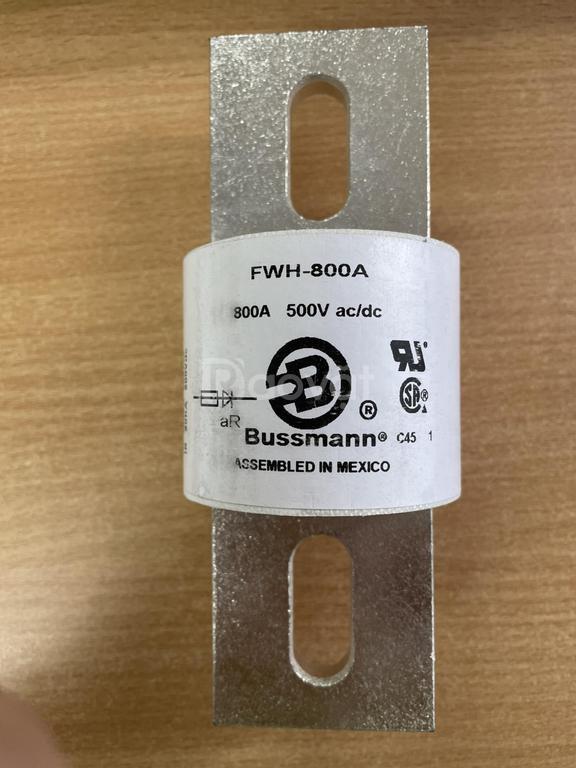 Cầu chì Bussmann FWH-800A sản xuất Mexico