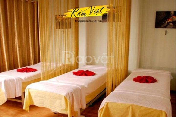 Thế giới rèm Việt, chuyên cung cấp rèm spa chất lượng thẩm mỹ cao