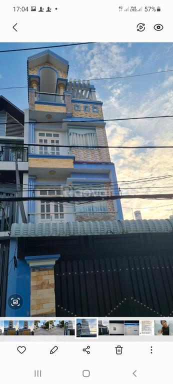 Bán nhà quận 10, Tô Hiến Thành, 45m2, 4 lầu, 5 PN, 4 WC