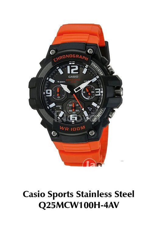 Đồng hồ Casio hàng Nhật xách tay mẫu JP48
