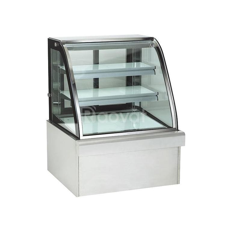 Tủ bầy bánh ngọt, bánh kem cửa kính