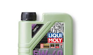 Dầu nhớt Liqui Moly 5W40 Molygen
